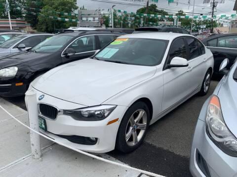 2015 BMW 3 Series for sale at Park Avenue Auto Lot Inc in Linden NJ