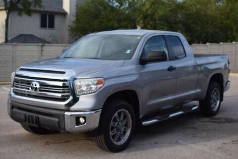 2016 Toyota Tundra for sale at Capital City Trucks LLC in Round Rock TX