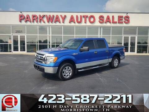 2009 Ford F-150 for sale at Parkway Auto Sales, Inc. in Morristown TN