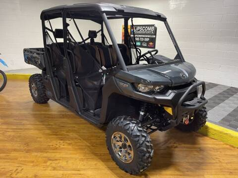 2021 Can-Am Defender MAX Lone Star HD10 for sale at Lipscomb Powersports in Wichita Falls TX