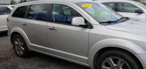 2010 Dodge Journey for sale at Superior Motors in Mount Morris MI
