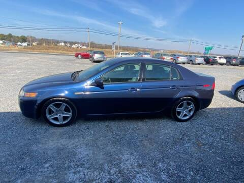 2004 Acura TL for sale at Tri-Star Motors Inc in Martinsburg WV