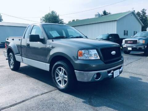 2006 Ford F-150 for sale at Tip Top Auto North in Tipp City OH