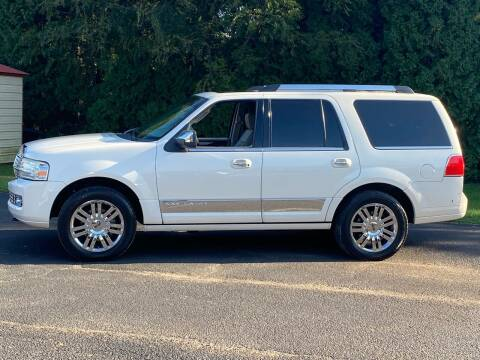 2008 Lincoln Navigator for sale at All American Auto Brokers in Anderson IN