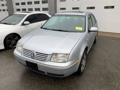 2003 Volkswagen Jetta for sale at Auto Sales on Broadway in Norwood MA