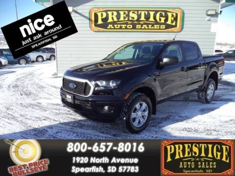 2019 Ford Ranger for sale at PRESTIGE AUTO SALES in Spearfish SD