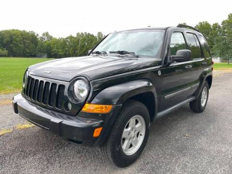 2007 Jeep Liberty for sale at GOOD USED CARS INC in Ravenna OH
