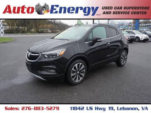 2017 Buick Encore for sale at Auto Energy in Lebanon VA