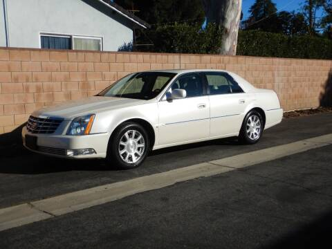 2008 Cadillac DTS for sale at California Cadillac & Collectibles in Los Angeles CA