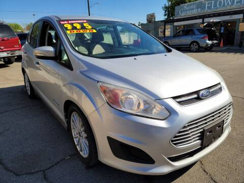 2015 Ford C-MAX Hybrid for sale at ZOOM CARS LLC in Sylmar CA