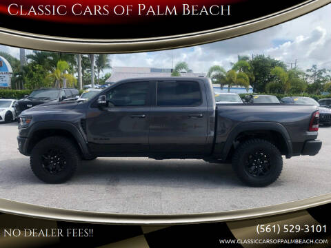 2021 RAM Ram Pickup 1500 for sale at Classic Cars of Palm Beach in Jupiter FL