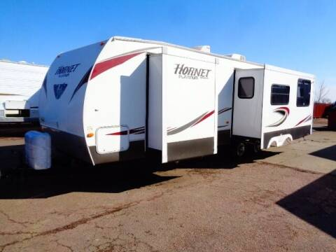 2012 SOLD SOLD SOLD Forest River Hornet 30RKDS Platinum for sale at Goldammer Auto in Tea SD