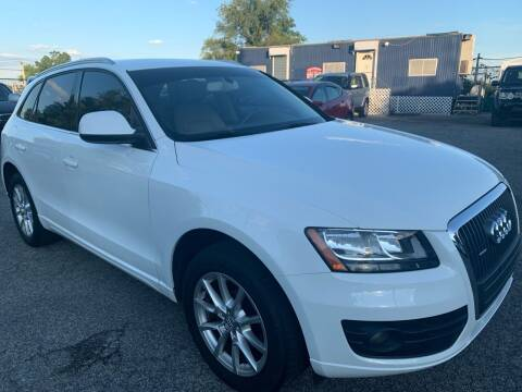 2011 Audi Q5 for sale at TD MOTOR LEASING LLC in Staten Island NY