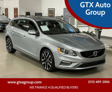 2018 Volvo V60 for sale at GTX Auto Group in West Chester OH
