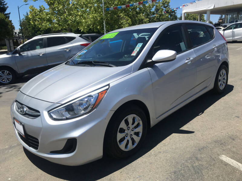 2017 Hyundai Accent for sale at Autos Wholesale in Hayward CA