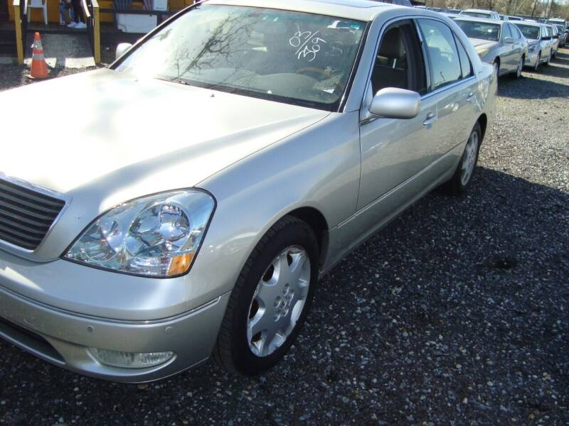 2003 Lexus LS 430 for sale at Branch Avenue Auto Auction in Clinton MD