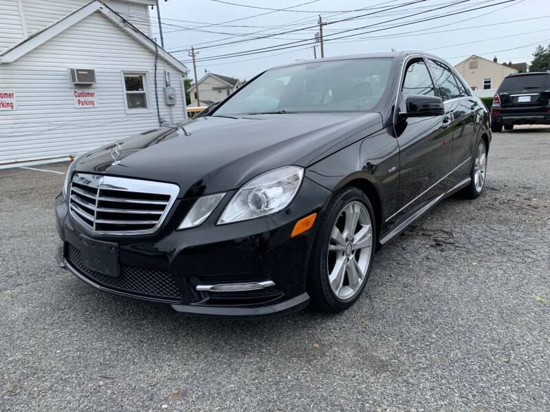 2012 Mercedes-Benz E-Class for sale at Jerusalem Auto Inc in North Merrick NY