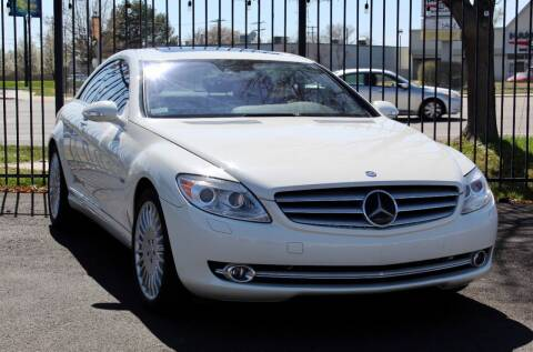 2007 Mercedes-Benz CL-Class for sale at Avanesyan Motors in Orem UT