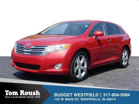 2009 Toyota Venza for sale at Tom Roush Budget Westfield in Westfield IN