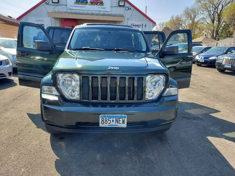 2011 Jeep Liberty for sale at Rochester Auto Mall in Rochester MN