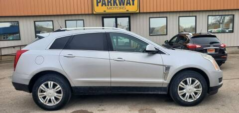 2010 Cadillac SRX for sale at Parkway Motors in Springfield IL