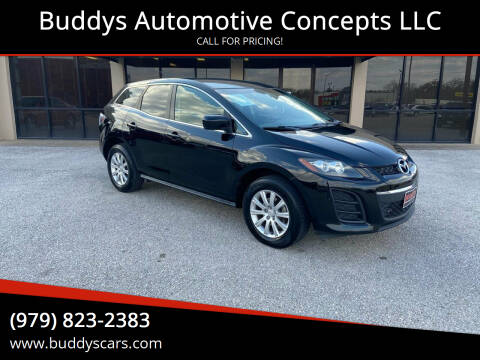 2011 Mazda CX-7 for sale at Buddys Automotive Concepts LLC in Bryan TX