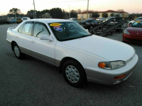 1996 Toyota Camry for sale at Kelly & Kelly Supermarket of Cars in Fayetteville NC