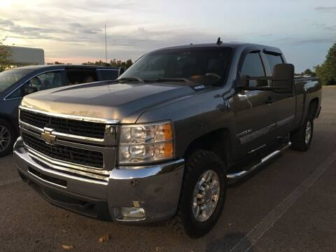 2007 Chevrolet Silverado 2500HD for sale at CARS PLUS MORE LLC in Cowan TN