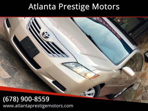 2007 Toyota Camry Hybrid for sale at Atlanta Prestige Motors in Decatur GA
