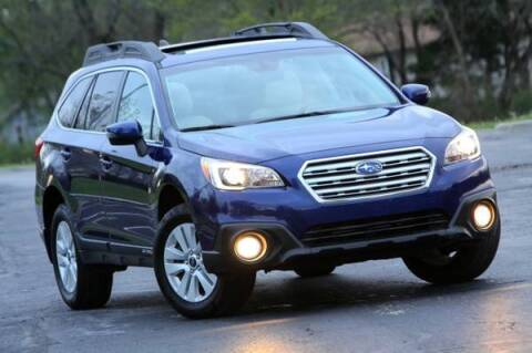 2017 Subaru Outback for sale at MGM Motors LLC in De Soto KS