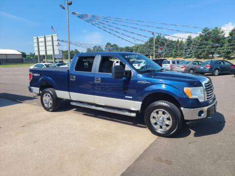 2012 Ford F-150 for sale at Rum River Auto Sales in Cambridge MN