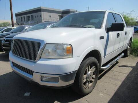 2005 Ford F-150 for sale at Autos by Jeff Tempe in Tempe AZ