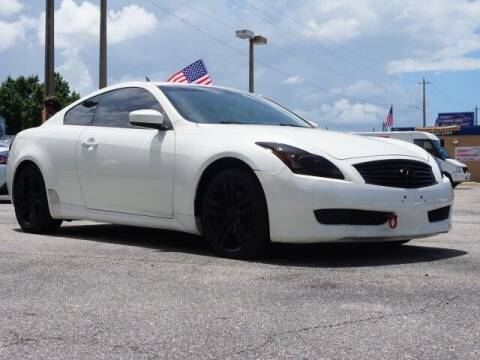 2009 Infiniti G37 Coupe for sale at Sunny Florida Cars in Bradenton FL
