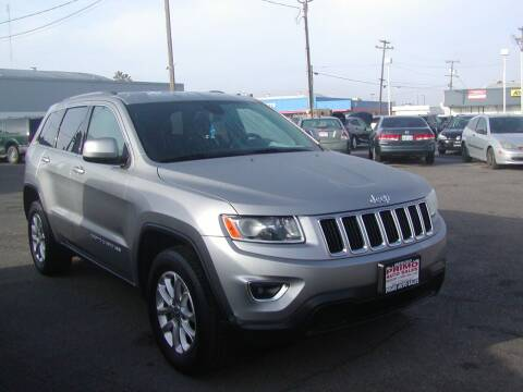 2014 Jeep Grand Cherokee for sale at Primo Auto Sales in Merced CA