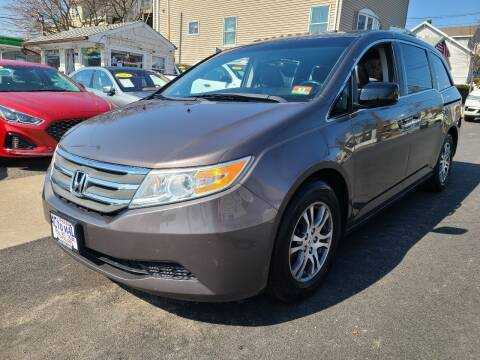 2011 Honda Odyssey for sale at Express Auto Mall in Totowa NJ