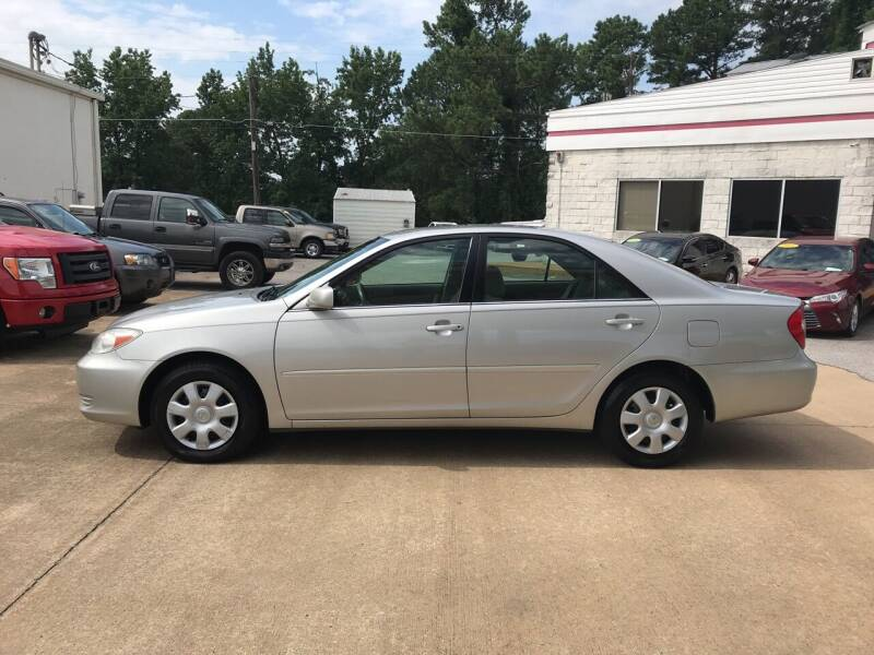 2004 Toyota Camry for sale at Northwood Auto Sales in Northport AL