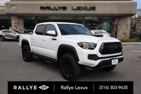 2020 Toyota Tacoma for sale at RALLYE LEXUS in Glen Cove NY