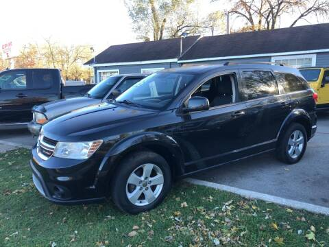 2012 Dodge Journey for sale at CPM Motors Inc in Elgin IL