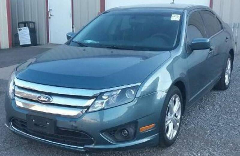 2012 Ford Fusion for sale at KRIS RADIO QUALITY KARS INC in Mansfield OH