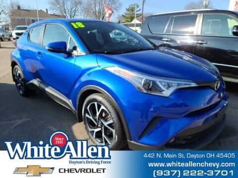 2018 Toyota C-HR for sale at WHITE-ALLEN CHEVROLET in Dayton OH