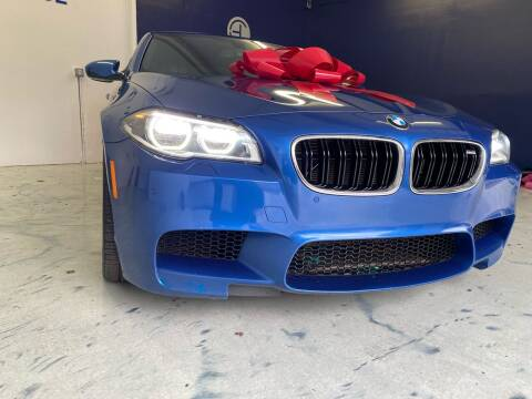 2014 BMW M5 for sale at The Car House of Garfield in Garfield NJ