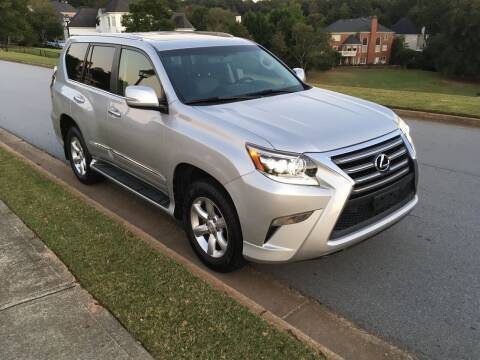 2014 Lexus GX 460 for sale at Legacy Motor Sales in Norcross GA