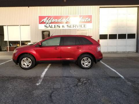 2007 Ford Edge for sale at Affordable Auto Sales & Service in Berkeley Springs WV