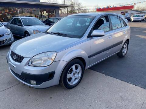 2006 Kia Rio5 for sale at Wise Investments Auto Sales in Sellersburg IN