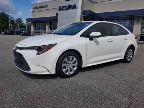 2020 Toyota Corolla for sale at Southern Auto Solutions - Acura Carland in Marietta GA