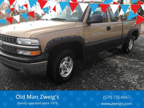 1999 Chevrolet Silverado 1500 for sale at Old Man Zweig's in Plymouth Township PA