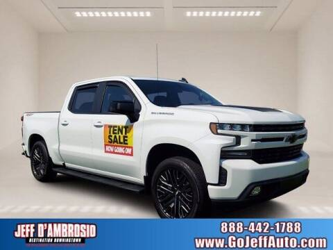 2019 Chevrolet Silverado 1500 for sale at Jeff D'Ambrosio Auto Group in Downingtown PA