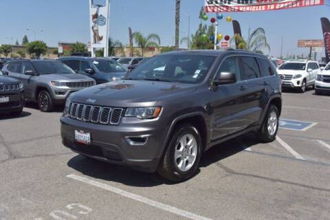 2017 Jeep Grand Cherokee for sale at Choice Motors in Merced CA