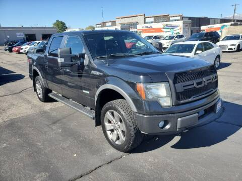 2012 Ford F-150 for sale at Curtis Auto Sales LLC in Orem UT