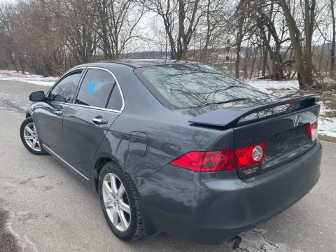 2004 Acura TSX for sale at Trocci's Auto Sales in West Pittsburg PA